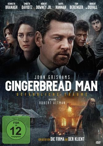 DVD »Gingerbread Man«