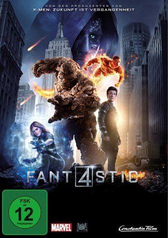 DVD »Fantastic 4«