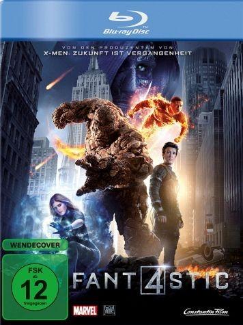 Blu-ray »Fantastic 4«