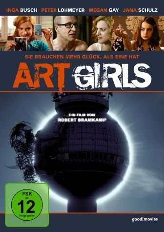 DVD »Art Girls«