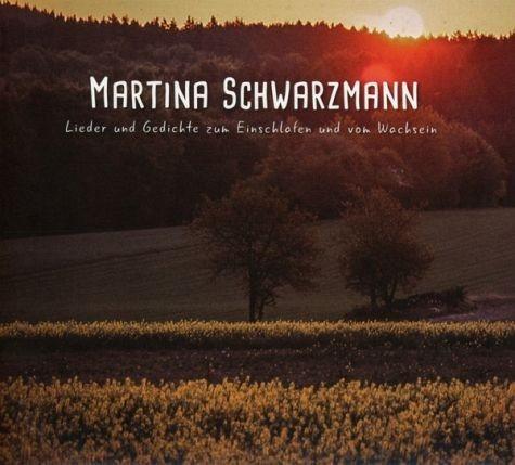 Audio CD »Martina Schwarzmann: Lieder & Gedichte Zum...«