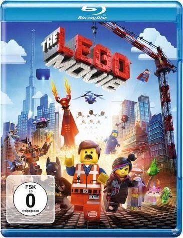 Blu-ray »Lego - Der Film Special Edition«