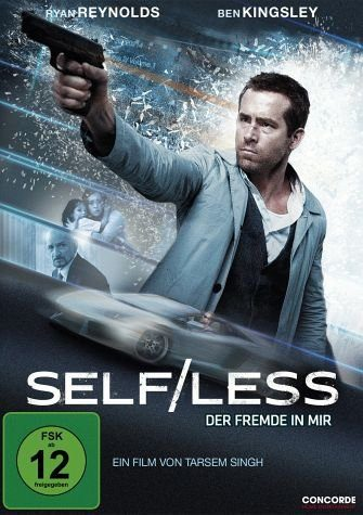 DVD »Self/less - Der Fremde in mir«