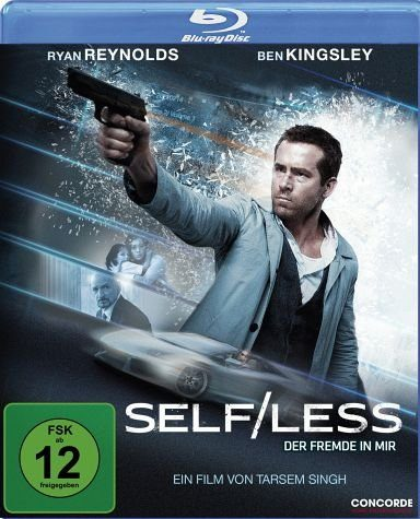 Blu-ray »Self/less - Der Fremde in mir«