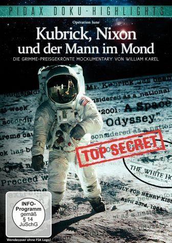 DVD »Kubrick, Nixon und der Mann im Mond«