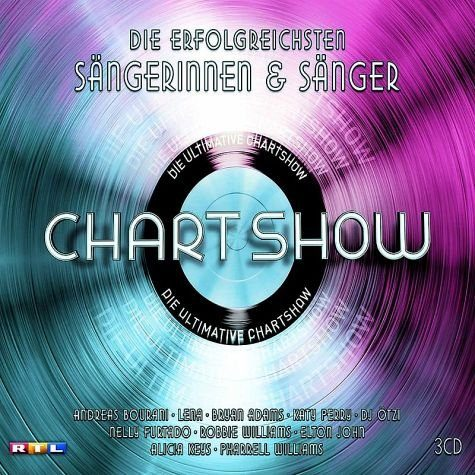 Audio CD »Various: Die Ultimative Chartshow-Sängerinnen...«
