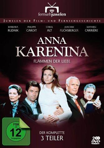 DVD »Anna Karenina - Flammen der Liebe, Alle 3...«