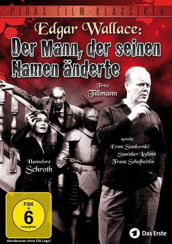 DVD »Der Mann, der seinen Namen änderte«