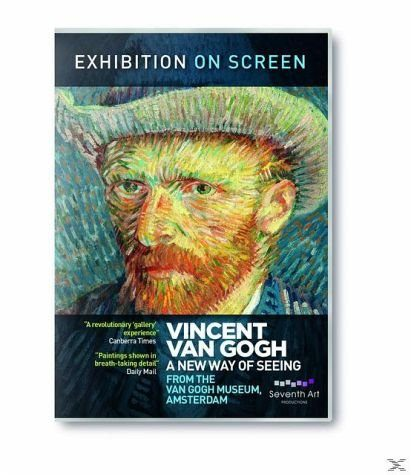 DVD »Exhibition on screen: Vincent van Gogh - a new...«