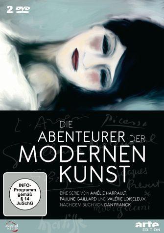DVD »Die Abenteurer der modernen Kunst (2 Discs)«