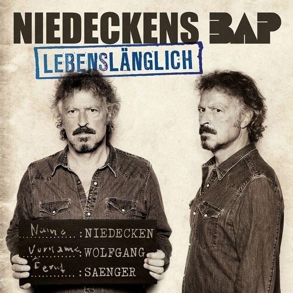 Audio CD »Niedeckens BAP: Lebenslänglich«