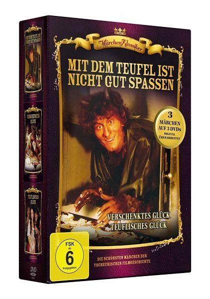 DVD »Märchen-Box 4«