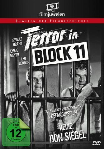 DVD »Terror in Block 11«