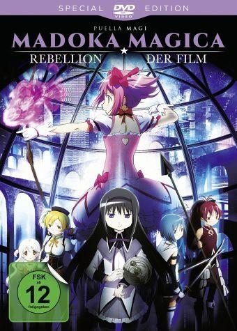DVD »Madoka Magica - Der Film: Rebellion (Special...«