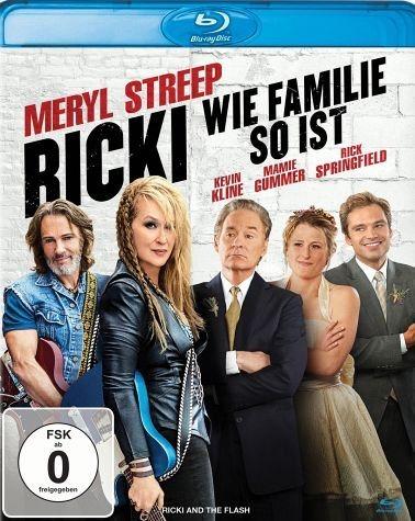 Blu-ray »Ricki - Wie Familie so ist«