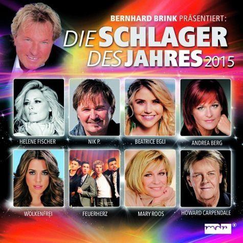 Audio CD »Various: Bernhard Brink: Die Schlager Des...«