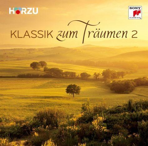 Audio CD »Various: Klassik Zum Träumen Vol. 2«