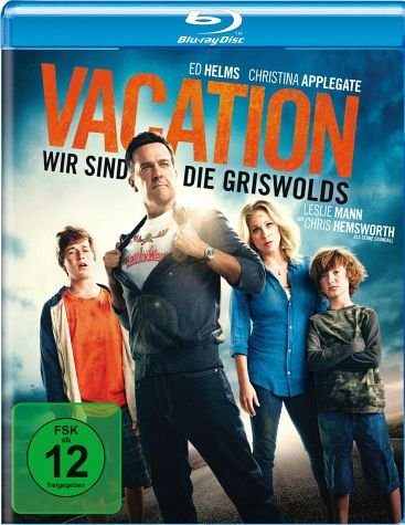 Blu-ray »Vacation - Wir sind die Griswolds«