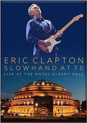 DVD+CD »Eric Clapton: Slowhand At 70: Live At Royal...«