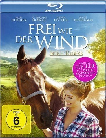Blu-ray »Frei wie der Wind«