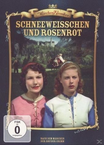 DVD »Schneeweisschen und Rosenrot«