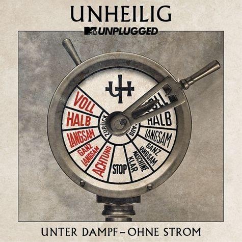 "Audio CD »Unheilig: Mtv Unplugged ""Unter Dampf-Ohne Strom""«"