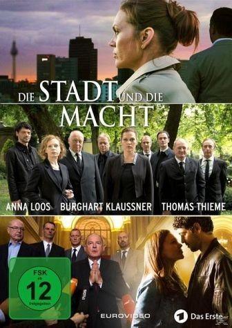 DVD »Die Stadt und die Macht«