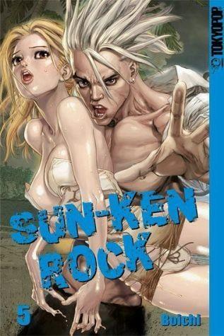Broschiertes Buch »Sun-Ken Rock / Sun-Ken Rock Bd.5«