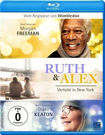 Blu-ray »Ruth & Alex - Verliebt in New York«