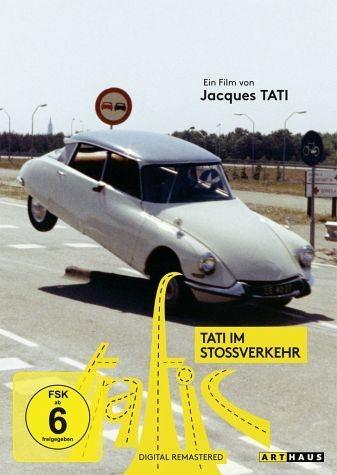DVD »Trafic - Tati im Stoßverkehr (Digital Remastered)«