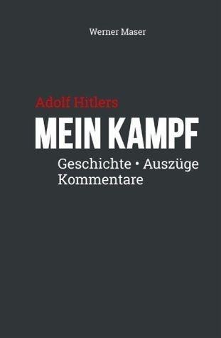 Gebundenes Buch »Adolf Hitlers Mein Kampf«