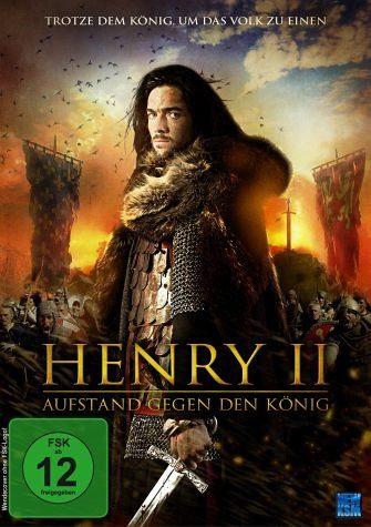 DVD »Henry II - Aufstand gegen den König«