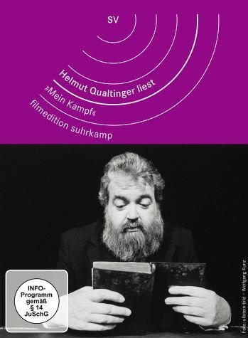 "DVD »Helmut Qualtinger liest ""Mein Kampf""«"