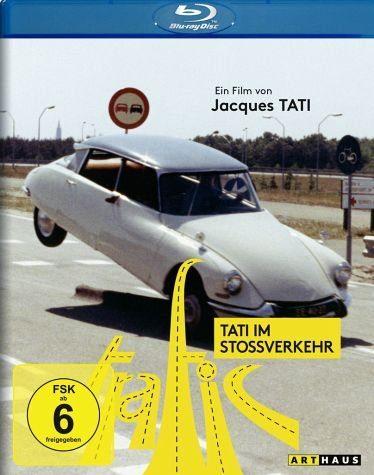 Blu-ray »Trafic - Tati im Stoßverkehr«