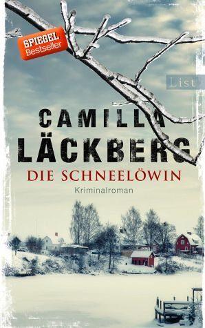 Gebundenes Buch »Die Schneelöwin / Erica Falck & Patrik...«