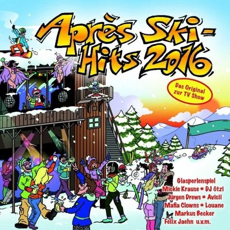 Audio CD »Various: Apres Ski Hits 2016«