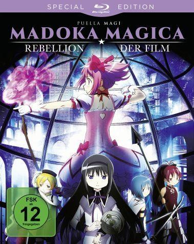 Blu-ray »Madoka Magica - Der Film: Rebellion (Special...«