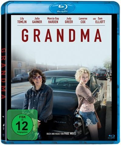 Blu-ray »Grandma«