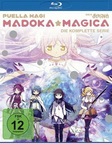 Blu-ray »Madoka Magica, Komplettbox (2 Discs)«