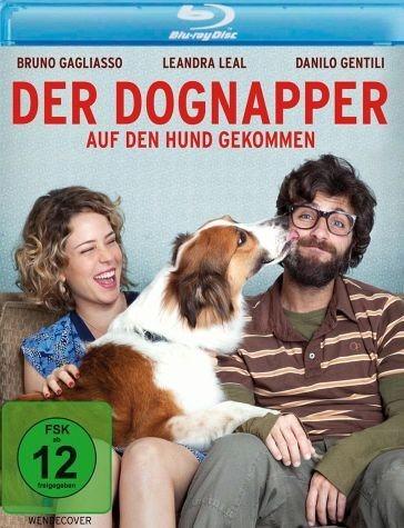 Blu-ray »Der Dognapper - Auf den Hund gekommen«