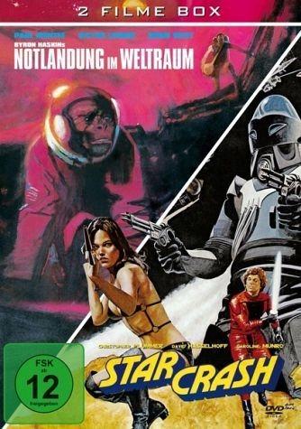 DVD »Notlandung im Weltraum / Star Crash«