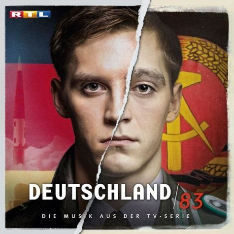 Audio CD »Various: Deutschland 83/Die Musik Aus Der...«