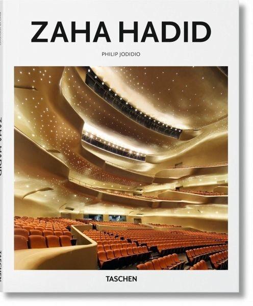 Gebundenes Buch »Hadid«
