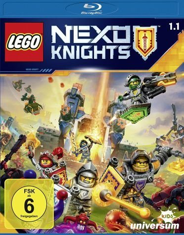 Blu-ray »Lego Nexo Knights 1.1«
