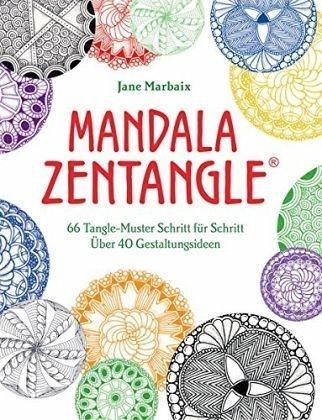 Broschiertes Buch »Mandala Zentangle®«