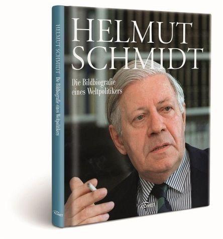 Gebundenes Buch »Helmut Schmidt«