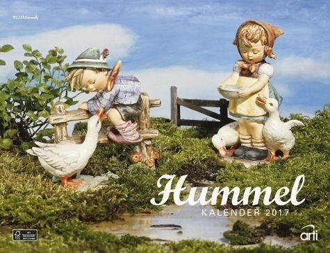 Kalender »Hummel-Kalender 2017«