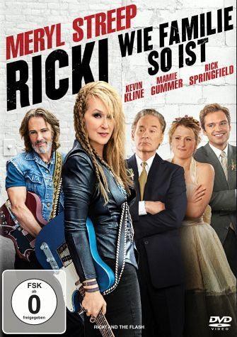 DVD »Ricki - Wie Familie so ist«