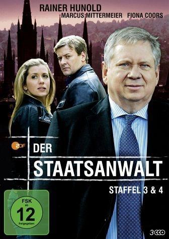 DVD »Der Staatsanwalt - Staffel 3 + 4 (3 Discs)«
