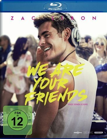 Blu-ray »We Are Your Friends«
